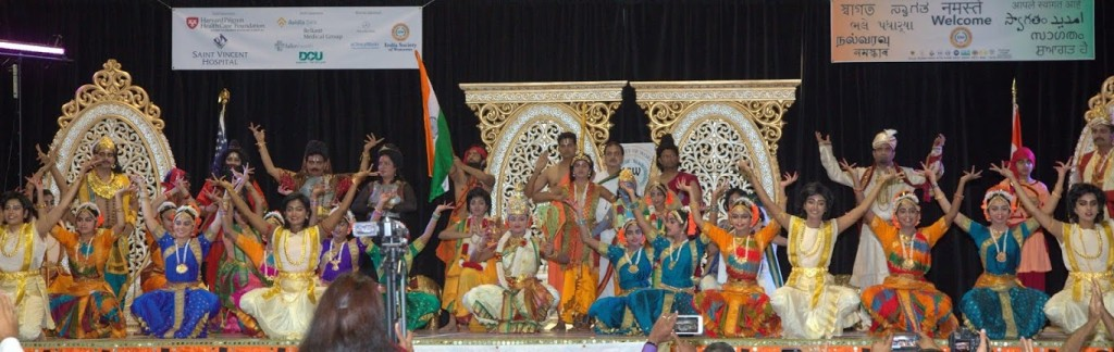 "Telugu Association presenting a grand dance ""Telugu Kala Vaibhavam"""